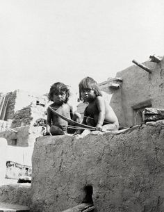 Les sentinelles, les Hopi terre,