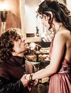Game of Thrones: Tyrion Lannister and Shae