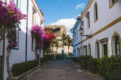 #Photography #CanaryIslands #Travel #Harbour #Landscape #Mountains