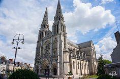 Cathédrale Saint - André Chateauroux - Indre 36 - France