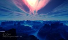 Blue Canyon by sollylevi. @go4fotos