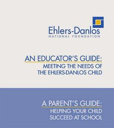 Ehlers Danlos Syndrome Here: School Days with Ehlers Danlos Syndrome - Got a 504 plan?