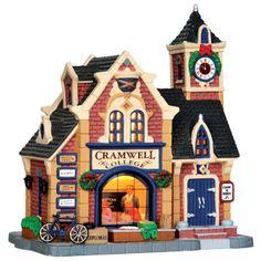 Colegio Cramwell Caddington Village, Lemax http://www.cajasdemusica.rinconmusical.es/productos/coleccion-lemax~137/caddington-village-lemax~139/2655-colegio-cramwell.aspx