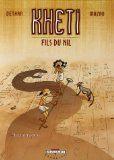 Kheti, fils du Nil, Tome 1 : Au-delà des portes par  Mazan