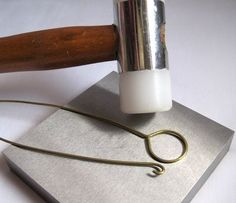 6 Ways to Make Higher Quality Wire Jewelry - some great wire working tips plus a video