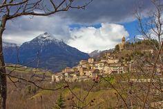 Montefortino, Provincia di Fermo, Marche    #TuscanyAgriturismoGiratola
