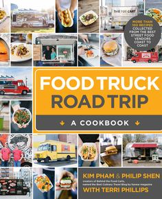 Everybody loves a good food truck — but thanks to dropping temps, our favorite summer eats won't be back around until next season. That's why we're not-so-secretly obsessed with Food Truck Road Trip — a collection of crazy-creative food truck #recipes from around the country.
