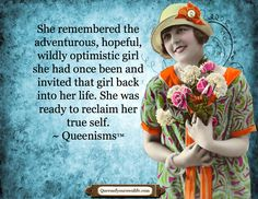 Cindy Ratzlaff and Kathy Kinney blog and write books about claiming happiness in midlife at http://QueenofYourOwnLife.com. All of their affirmations and digital art are original.