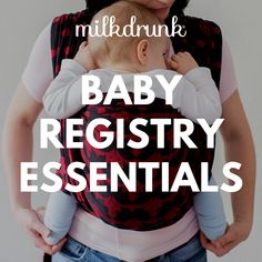 Our top baby registry must-haves, including ideas and new products from moms all over the Internet. Curate a practical, essential registry with our lists, and get creative insight into the best for baby and you! Baby Registry Essentials, Baby Registry Must Haves, Mom And Baby, New Moms, Baby Car Seats, Insight, Internet, Children, Creative
