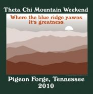 Theta Chi-Nothing better than a Mountain weekend away!