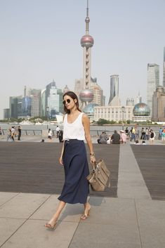 Look of the Day.351 : Shanghai Day 3