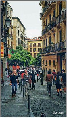 Lavapies Like A Local, Madrid, Spain, Street View, Community, Dental, Art, Street, Hipster Stuff