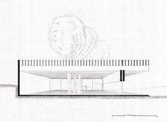 sverre fehn nordic pavilion - Google Search