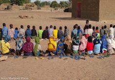 Una foto de Mali: Escuela coránica