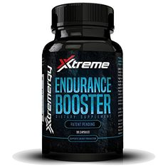 XTREMERGY ENDURANCE BOOSTER Your ultimate long lasting natural energy supplement and focus pill. The most potent natural supplement to help you thrive under extreme conditions. -Increase energy - Inc...