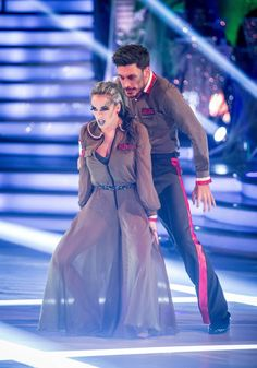 Strictly Come Dancing 2015 - Week 6 Halloween 2015 - Georgia and Giovanni