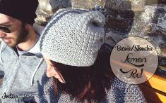 Lemon Peel Slouchie/Beanie; Free Crochet Pattern