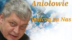 Ks Piotr Pawlukiewicz : Aniolowie walcza za nas Angel, Youtube, Catholic, Eten, Angels