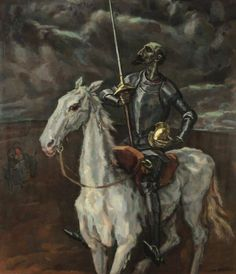 Jan Sluijters - Don Quijote (1939)