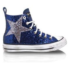 Scarpe Converse All Star Strap no Laces In tela alta summer