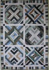 3DudesQuilting free patterns and new styles for Glendale and Phoenix AZ    This is a fun quilt to make - many of the members of our quilt club have made different variations.  The best part is going to their store to get the demo - great quilt shop!