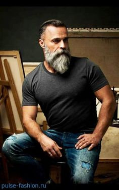мужская борода 2017 Модная мужская борода 2017 Тату Бороды, Бородатый  Мужчина, Мужская Мода, a507d70cfe4