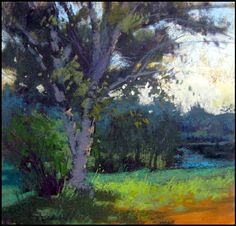 A Morning Sky, pastel, Terri Ford