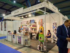 Expositores de la 2ª edición de Estilo MLG, Salón de #Peluquería, #Barbería, #Belleza y #Estética   Del 14 al 16 de octubre en el Palacio de #Ferias y #Congresos de #Málaga (Fycma)   #EstiloMLG