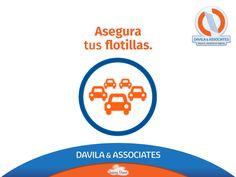 Obtén la protección más completa con la mejor tarifa en los seguros de flotillas. #segurodeflotillas #seguro #autos #segurosdavila #contigo #asesoresdeseguros #mexico