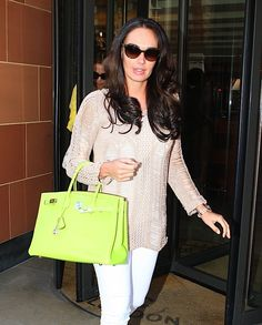 red hermes birkin bag - Celebrities and Hermes Birkins on Pinterest | Hermes Birkin Bag ...