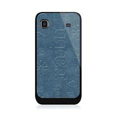 Rain Words Samsung Galaxy S Case