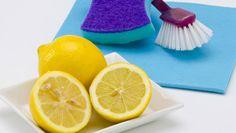 7 effektiva sätt att städa med citron