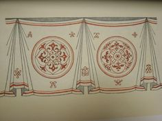Gallery.ru / Фото #19 - Прориси икон - vihrova Altar Cloth, Wall Ornaments, Byzantine Icons, Greek Art, Religious Icons, Gold Work, Orthodox Icons, Sacred Art, Christian Art