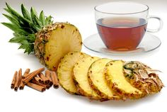 Viajar de Mochila às Costas: Chá de abacaxi