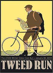 The Tweed Ride