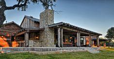Llano Ranch rustic-patio