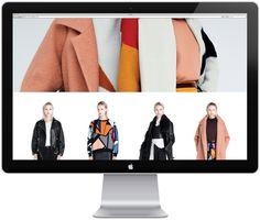Brand website for 2ndday by Homework.