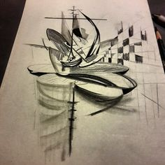Abstract. Draw. Sketch.