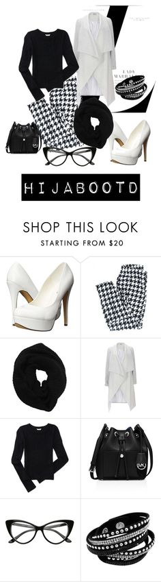"""Untitled #86"" by nashrinsabila on Polyvore featuring Michael Antonio, Wyatt, Aéropostale, MICHAEL Michael Kors, women's clothing, women, female, woman, misses and juniors"