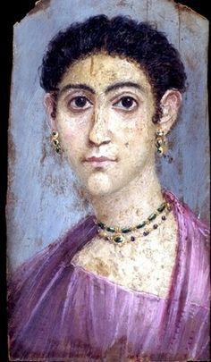 Egypt: Roman Mummy Portraits -
