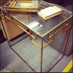 Hometalk :: Shopping High End at Low Prices: Greek Key Console Table