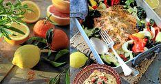 Saftigare än så här kan laxen inte bli. Citrus och chili ger härlig smak. Den här fiskrätten är grym! Chili, Cheese, Fish, Dinner, Lemon, Dining, Chili Powder, Dinners, Chilis