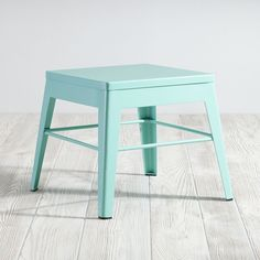 Can your kids use our Steel White Step Stool as a step stool to reach a little higher? Can they use it as a play chair with any of our play tables? You bet. Our white metal step stool is as versatile as it is stylish. Metal Steps, Wooden Steps, Metal Step Stool, Step Stools, Hm Home, Kids Stool, Rattan Basket, French Country Decorating, Custom Furniture