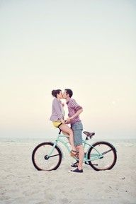 Cute and fun! Zach and I are doing this for our engagement pictures!!