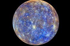 São Paulo - Pela primeira vez, a superfície de Mercúrio foi mapeada. A Nasa, agência espacial americana, divulgou um vídeo que mostra o planeta a partir de imagens coletadas pela sonda espacial Messenger.