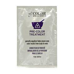 Ion Color Brilliance Pre-Color Treatment Packette