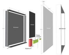 smart mirror selbst bauen
