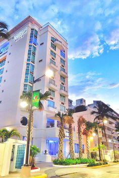 San Juan Water & Beach Club Hotel in Puerto Rico
