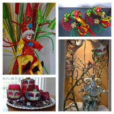 Carnaval, decoration.