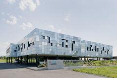 Feld72-Bürogebäude Markas-St. Pölten | mapolis | Architektur – das Onlinemagazin für Architektur